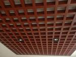 铝方格吊顶 格栅天花 铝格栅吊顶