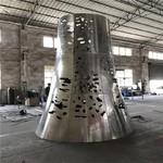 晟翔包柱铝单板弧形铝单板装饰材料