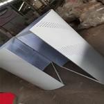 吉林传达室幕墙雕花铝单板 佛山厂