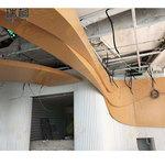 中餐廳造型吊頂鋁單板定制