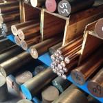 高耐磨C17200轧制铍铜棒
