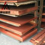 高硬度C10100純銅板 導電紅銅板