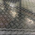 泰安4.0毫米5083花紋鋁板多少錢一平米