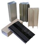 電泳鋁合金門窗型材生產加工
