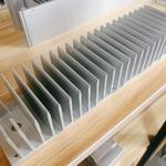 散熱器 鋁型材加工廠 定制散熱器