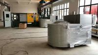 1000KG蓄熱式燃氣熔化爐