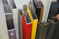 內開內倒窗戶鋁合金型材生產