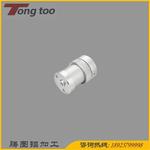 CNC机加6061铝型材 铝管批发厂家