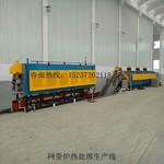 网带式热处理生产线-工业炉