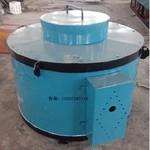 节能型铝合金熔化保温炉 熔铝炉