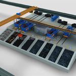 電爐中頻爐震動加料配料控制系統