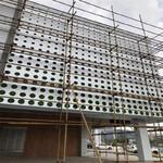 定制不規則穿衝孔鋁單板吊頂廠家