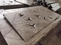 金屬噴涂鋁板外墻沖孔鋁板批發報價