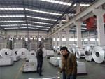 3003合金彩涂铝板铝板铝卷板生产厂家