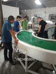 供应电容铝壳超声波喷淋清洗烘干机
