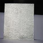 0.3個厚度桔皮紋壓花鋁板批發價格
