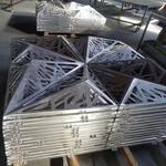 酒店陽臺鋁板定制 廣東鋁單板廠家