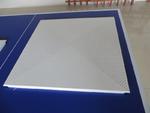 工程衝孔鋁天花板 防火鋁扣板天花