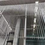 幕�棌u條鋁板 弧形裝飾鋁線條