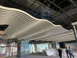 铝天花厂家定制铝方通吊顶材料