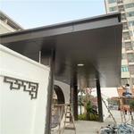 雨棚铝单板装饰吊顶氟碳铝单板价格