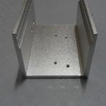 卷帘门边框铝槽6063铝合金型材