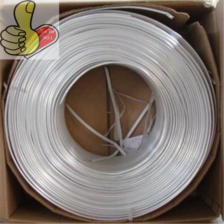 换热器铝盘管圆形铝盘管挤压铝管
