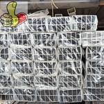 空心铝管制冷铝盘管挤压铝管