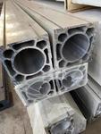激光切割机铝型材现货定制