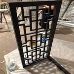 焊接拼接仿古门窗铝花格窗生产厂家