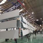 铝单板幕墙装饰吊顶白色铝单板