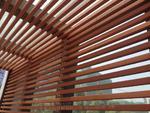 铝方通型材广泛应用于天花吊顶装饰