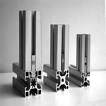 定制铝型材 交通铝型材 幕墙铝型材