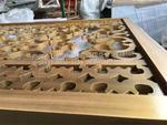 推荐立体铝浮雕板铝板浮雕壁画电镀