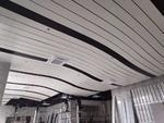 G型铝条扣吊顶  铝条扣板天花供应