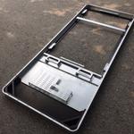 挤压电泳喷涂,集装箱铝型材