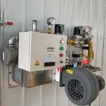 直燃式比例调节燃烧器热风炉燃烧机
