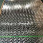 1060材质冷库防滑铝板多少厚度