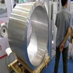 5052防锈合金铝皮 折弯烤漆铝板