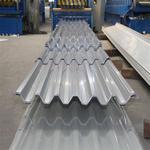 安顺750型铝瓦 瓦楞铝板加工制作