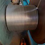 1060铝盘管 1050铝方管 铝方盘管