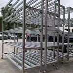 铝合金流水线设备支架工业型材铝材
