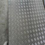 压花防滑铝板 热轧带钢防锈3003