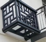 定制铝空调罩 空调外机罩价格厂家
