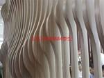 幕墙氟碳方通木纹铝方通