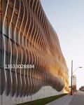 幕墙装饰拉弯铝方管