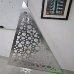 大小不规则冲孔铝单板的售价