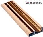 防火晶鋼門鋁型材生產