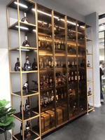 佛山瀚海20極簡玻璃門衣櫃門鋁材
