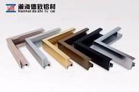 電梯海報廣告框鋁合金型材廠家批發